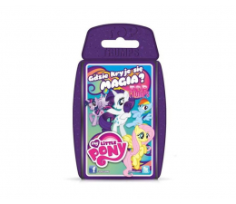 Gra karciana Winning Moves My Little Pony gra
