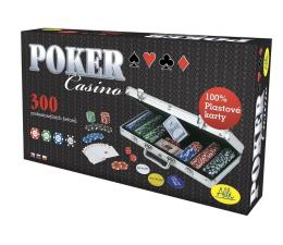 Gra karciana Albi Poker - 300 żetonów