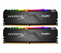 Pamięć RAM DDR4 HyperX 32GB (2x16GB) 3200MHz CL16 Fury RGB