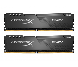 Pamięć RAM DDR4 HyperX 16GB (2x8GB) 2400MHz CL15 Fury