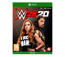 Gra na Xbox One Visual Concepts WWE 2K20