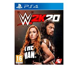 Gra na PlayStation 4 PlayStation WWE 2K20