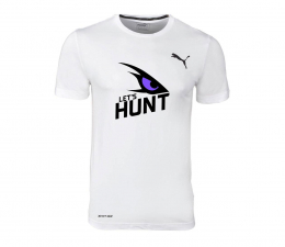 Koszulka dla gracza x-kom AGO koszulka lifestyle LET'S HUNT 2XL