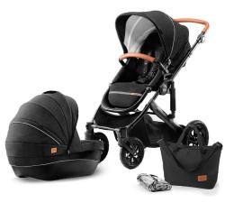 Wózek spacerowy Kinderkraft Prime 2w1 Black