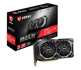 Karta graficzna AMD MSI Radeon RX 5700 MECH OC 8GB GDDR6