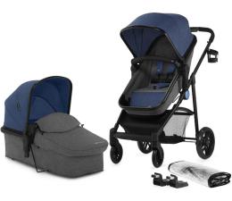 Wózek dziecięcy wielofunkcyjny Kinderkraft Juli 2w1 Denim
