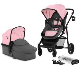 Wózek dziecięcy wielofunkcyjny Kinderkraft Juli 2w1 Pink