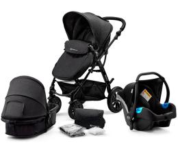Wózek dziecięcy wielofunkcyjny Kinderkraft Moov 3w1 Black