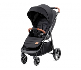 Wózek spacerowy Kinderkraft Grande Black