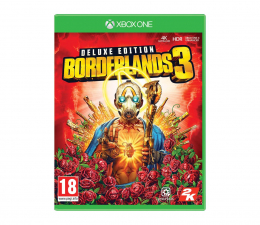 Gra na Xbox One Xbox Borderlands 3 Deluxe Edition