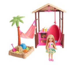 Lalka i akcesoria Barbie Wakacyjny Plac Zabaw Chelsea