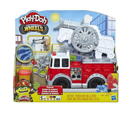 Zabawka plastyczna / kreatywna Play-Doh Wheels Wóz strażacki