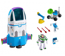 Figurka Mattel Toy Story 4 Statek kosmiczny zestaw
