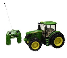 Zabawka zdalnie sterowana TOMY John Deere 6190R traktor na radio 42838