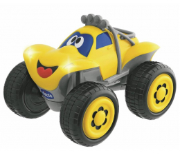 Zabawka zdalnie sterowana Chicco Samochód Billy żółty