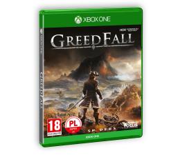 Gra na Xbox One Sony Greedfall