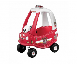 Jeździk/chodzik dla dziecka Little Tikes Jeździk Cozy Coupe Straż