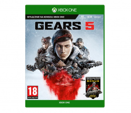 Gra na Xbox One Microsoft Gears of War 5 Standard Edition