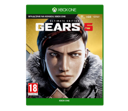Gra na Xbox One Xbox Gears of War 5 Ultimate Edition