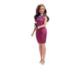 Lalka i akcesoria Barbie Kariera 60 urodziny Lalka Reporterka