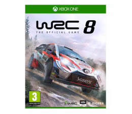 Gra na Xbox One CDP WRC 8 COLLECTORS EDITION