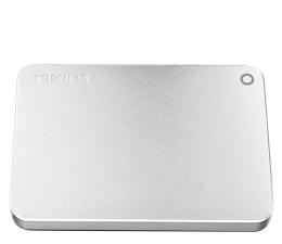 Dysk zewnętrzny HDD Toshiba Canvio Premium 2TB USB 3.0 Srebrny