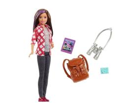 Lalka i akcesoria Barbie Lalka Skipper w podróży