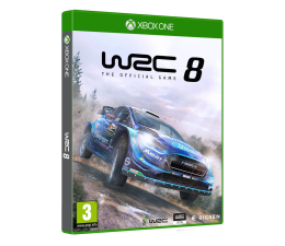 Gra na Xbox One Kylotonn Entertainment WRC 8