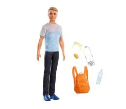 Lalka i akcesoria Barbie Ken w podróży