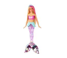 Lalka i akcesoria Barbie Dreamtopia Magiczna syrenka rusza i świeci ogonem