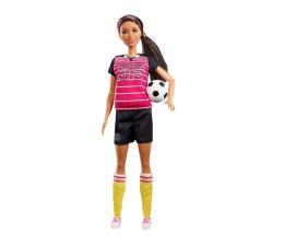 Lalka i akcesoria Barbie Kariera 60 urodziny Lalka Piłkarka