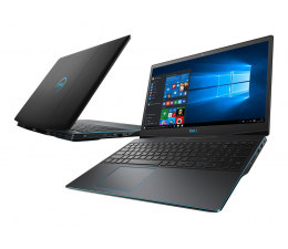 "Notebook / Laptop 15,6"" Dell Inspiron G3 i5-9300H/8GB/512/Win10 GTX1050"