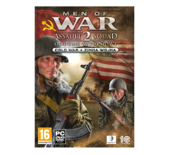 Gra na PC PC Men of War: Assault Squad 2 - Cold War Zimna Wojna