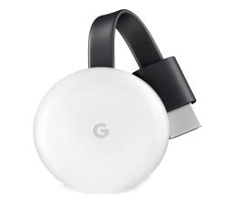 Odtwarzacz multimedialny Google Chromecast 3.0 biały