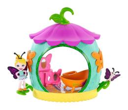 Lalka i akcesoria Mattel Enchantimals Pokoik Kwitnący Ogród Motyl