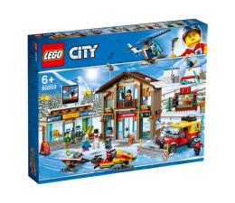 Klocki LEGO® LEGO City Kurort narciarski
