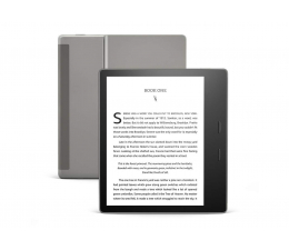 Czytnik ebook Amazon Kindle Oasis 3 32GB IPX8 bez reklam grafitowy