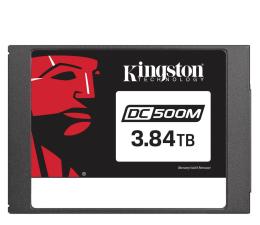 """Dysk SSD  Kingston 3,84TB 2,5"""" SATA SSD DC500M"""