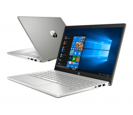 "Notebook / Laptop 14,1"" HP Pavilion 14 i7-1065G7/16GB/512/Win10 MX250 Silver"