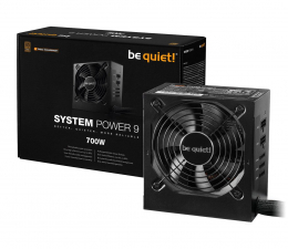 Zasilacz do komputera be quiet! System Power 9 CM 700W 80 Plus Bronze