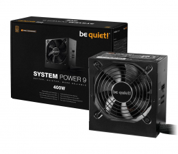 Zasilacz do komputera be quiet! System Power 9 400W CM 80 Plus Bronze