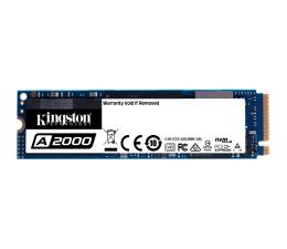 Dysk SSD  Kingston 250GB M.2 PCIe NVMe A2000