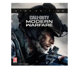 Gra na PC Call of Duty: Modern Warfare Dark Edition