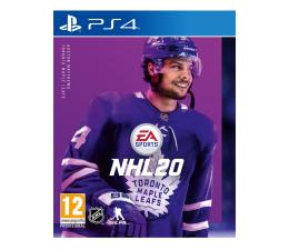 Gra na PlayStation 4 EA NHL 20