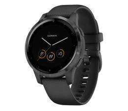 Zegarek sportowy Garmin Vivoactive 4s czarno grafitowy