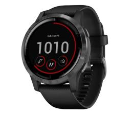 Zegarek sportowy Garmin Vivoactive 4 czarno grafitowy