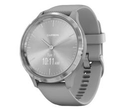 Zegarek sportowy Garmin vivomove 3 srebrno - szary