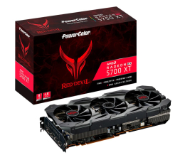 Karta graficzna AMD PowerColor Radeon RX 5700 XT Red Devil 8GB GDDR6