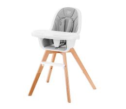Krzesełko do karmienia Kinderkraft TIXI Grey