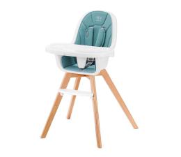 Krzesełko do karmienia Kinderkraft TIXI Turquise